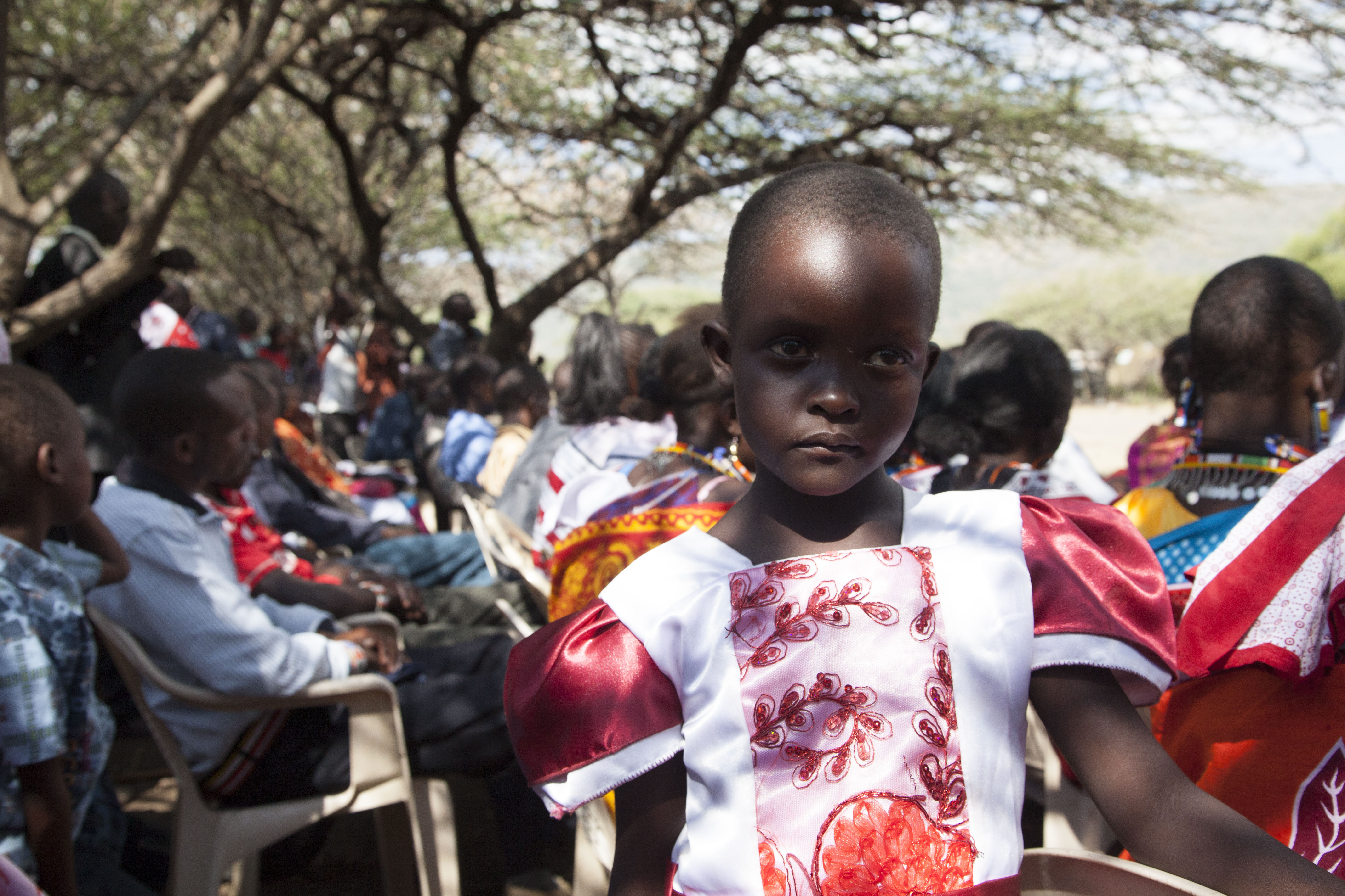 Maasai girl 4